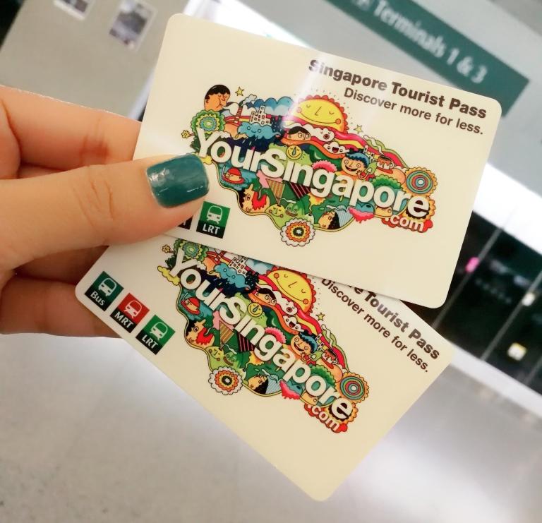 SG Tourist Pass